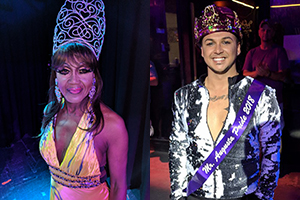 Miss and Mr. Augusta Pride 2018