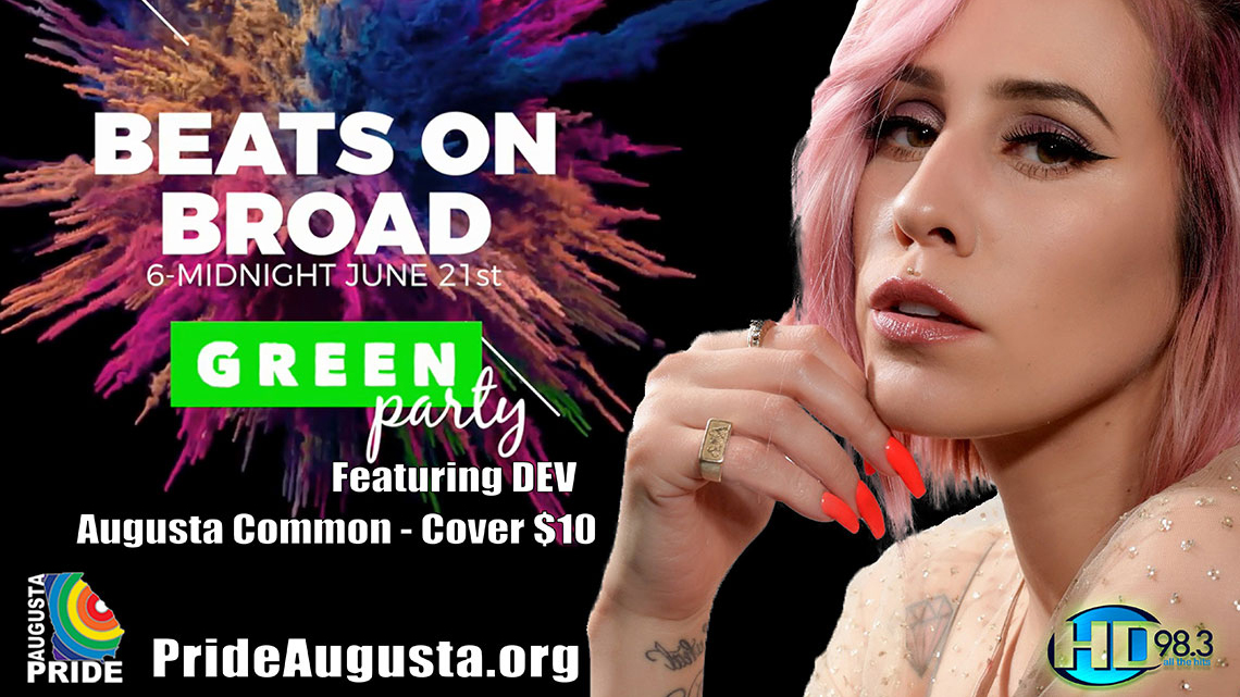 Beats on Borad featuring DEV, June 21, Augusta Common