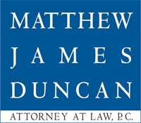 Matthew James Duncan Attorney at Law
