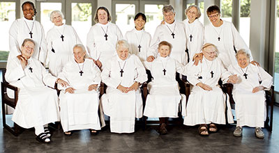 Sisters of the Order of Saint Helena